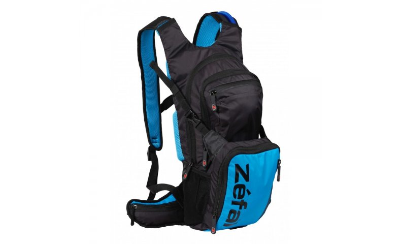 ZEFAL PLECAK HYDRO ENDURO BLACK-BLUE/BLACK-RED