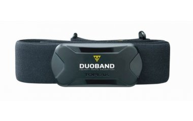 TOPEAK DUOBAND HART REATE MONITOR SET (Bluetooth Smart 4.0 & ANT+)